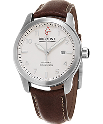 Bremont Solo Men's Watch Model: SOLO-WH-SI