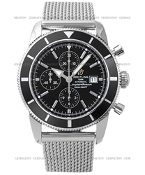 Breitling Superocean Heritage Mens Wristwatch Model: A1332024.B908-SS