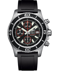 Breitling Superocean Chronograph  Men's Watch Model: A1334102-BA81-RS
