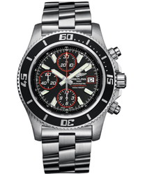 Breitling Superocean Chronograph  Men's Watch Model: A1334102-BA81-SS