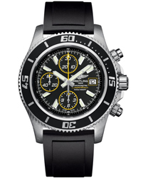 Breitling Superocean Chronograph  Men's Watch Model: A1334102-BA82-RS
