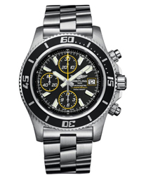 Breitling Superocean Chronograph  Men's Watch Model: A1334102-BA82-SS