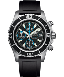 Breitling Superocean Chronograph  Men's Watch Model: A1334102-BA83-RS