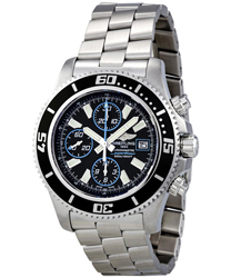 Breitling Superocean Chronograph  Men's Watch Model A1334102-BA83-SS