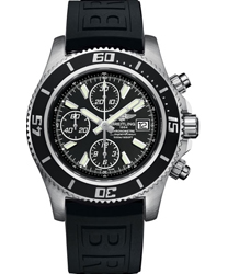 Breitling Superocean Chronograph  Men's Watch Model: A1334102-BA84-RS