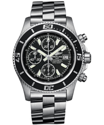Breitling Superocean Chronograph  Men's Watch Model: A1334102-BA84-SS