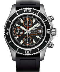 Breitling Superocean Chronograph  Men's Watch Model: A1334102-BA85-RS
