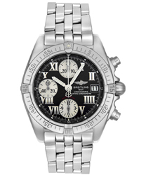 Breitling Chrono Cockpit Men's Watch Model A1335812.B786-SS