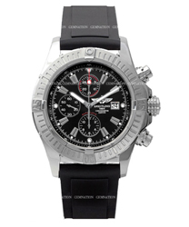 Breitling Super Avenger Men's Watch Model A1337011.B907-137S