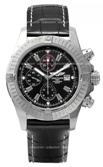 Breitling Super Avenger Men's Watch Model A1337011.B907-761P