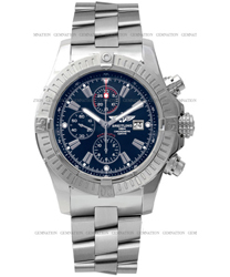 Breitling Super Avenger Men's Watch Model A1337011.C757-PRO2