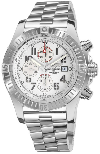 Breitling Super Avenger Mens Wristwatch Model: A1337011.S699-135A