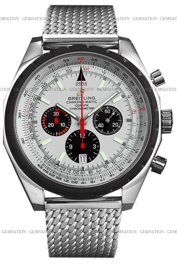 Breitling ChronoMatic Men's Watch Model A1436002.G658