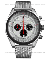 Breitling ChronoMatic Men's Watch Model A1436002.G658 Thumbnail 1
