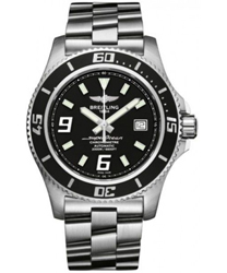 Breitling Superocean 44  Men's Watch Model A1739102-BA77-SS