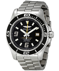 Breitling Superocean 44  Men's Watch Model A1739102-BA78-SS