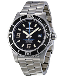 Breitling Superocean 44  Men's Watch Model A1739102-BA79-SS