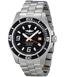 Breitling Superocean 44  Men's Watch Model A1739102-BA80-SS