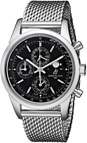 Breitling Transocean  Men's Watch Model A1931012-BB68