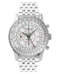 Breitling Montbrillant Men's Watch Model A2133012.G518-SS
