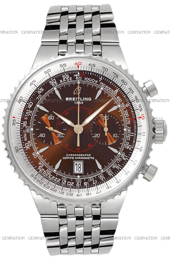 Breitling Montbrillant Men's Watch Model A2334021.Q548-SS