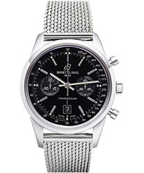 Breitling Transocean  Men's Watch Model: A4131012-BC06