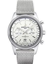 Breitling Transocean  Men's Watch Model A4131053-G757