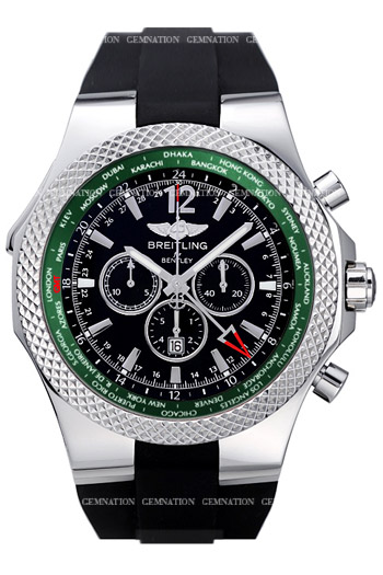 Breitling Breitling for Bentley Men's Watch Model A47362S4.B919-210S