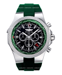 Breitling Breitling for Bentley Men's Watch Model A47362S4.B919-214S