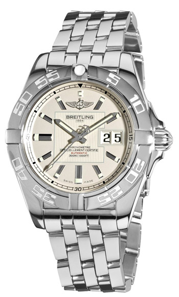 Breitling Galactic Men's Watch Model A49350L2.G699-366A