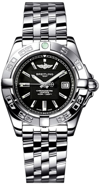 Breitling Galactic Ladies Watch Model A71356L2/BA10-367A