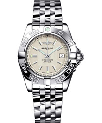 Breitling Galactic Ladies Watch Model A71356L2/G702-367A