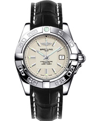 Breitling Galactic Ladies Watch Model A71356L2/G702/780P/A14D.1