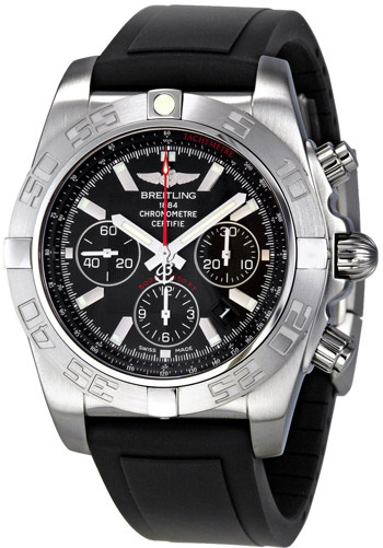 Breitling Chronomat 44 Flying Fish Men's Watch Model AB011010.BB08