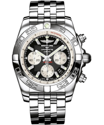 Breitling Chronomat B01 Mens Wristwatch Model: AB011011-B967-SS