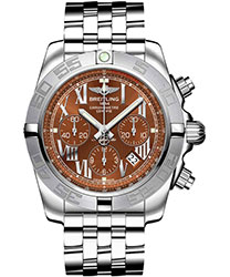 Breitling Chronomat B01 Men's Watch Model: AB011011-Q566