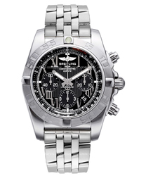 Breitling Chronomat B01 Mens Wristwatch Model: AB011011.B956-375A