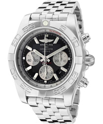 Breitling Chronomat B01 Mens Wristwatch Model: AB011012-B967-SS