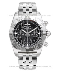 Breitling Chronomat B01 Mens Wristwatch Model: AB011012.B956-375A