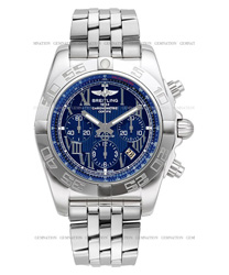 Breitling Chronomat B01 Mens Wristwatch Model: AB011012.C783-375A