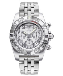 Breitling Chronomat B01 Mens Wristwatch Model: AB011012.G676-375A