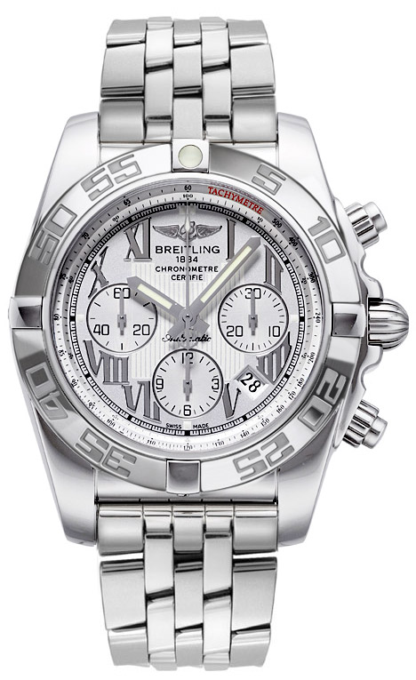 best website 616bc 32718 Breitling Chronomat B01 Chronomat 44 Men's Watch Model ...