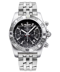 Breitling Chronomat B01 Mens Wristwatch Model: AB011012.M524-375A
