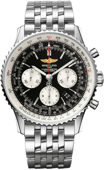 Breitling Navitimer Men's Watch Model AB012012-BB01-SS