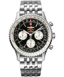 Breitling Navitimer Men's Watch Model: AB012012-BB01-SS