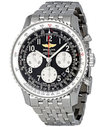 Breitling Navitimer Men's Watch Model: AB012012-BB02-SS