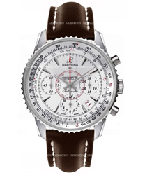 Breitling Montbrillant Men's Watch Model: AB013112.G709-432X