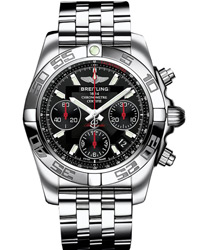 Breitling Chronomat 41 Men's Watch Model AB014112-BB47-SS