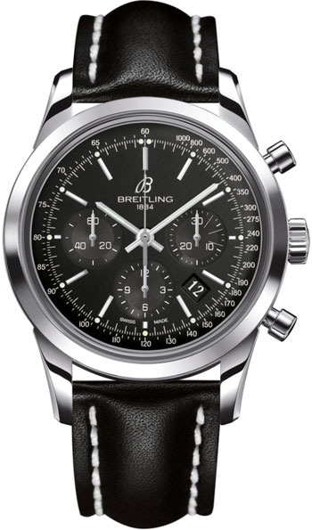 Breitling Transocean  Men's Watch Model AB015212-BA99-LS