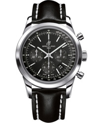 Breitling Transocean  Men's Watch Model: AB015212-BA99-LS